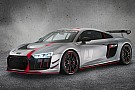 GT Neuer GT4-Rennwagen: Audi R8 LMS GT4 in New York vorgestellt