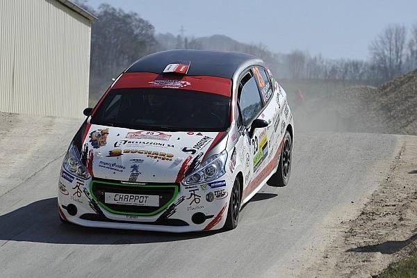 Schweizer rallye Pressemitteilung Rallye Junior 2018: Fünf Läufe für vier gültige Resultate!