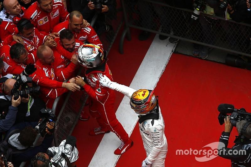Ferrari: perché la Mercedes non è più solo un miraggio
