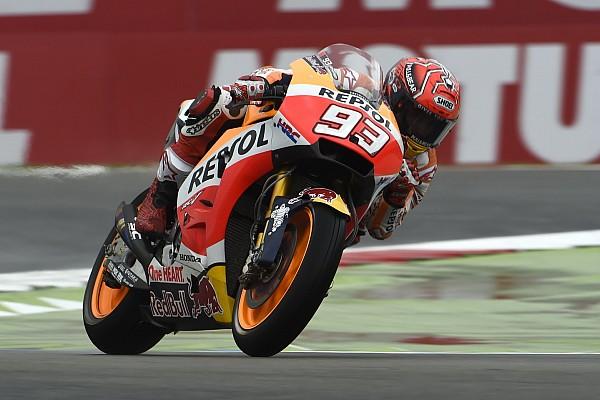 MotoGP Son dakika Marquez Honda'nın zayıflığına razı olmuş