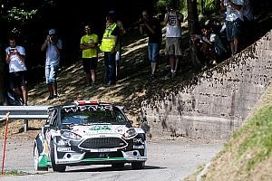 Rally Svizzera Ultime notizie Rally del Ticino: c'è il bis di Crugnola, Carron in difficoltà!