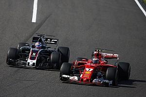 Fórmula 1 Últimas notícias Haas diz que meta para 2018 é estar a 0s5 da Ferrari