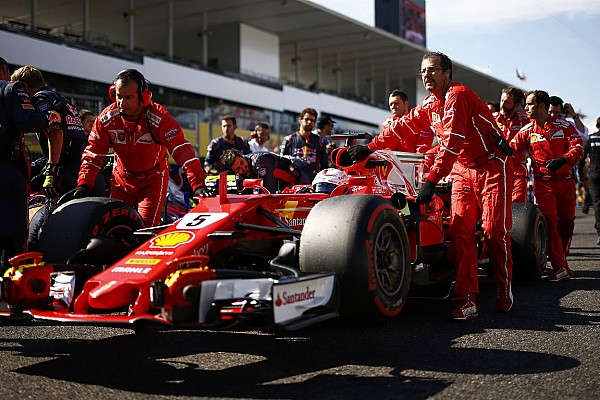 Formula 1 Analysis The internal issues Ferrari must resolve to get back to winning ways