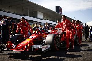 F1 Noticias de última hora Ferrari contrata a una española para mejorar su control de calidad