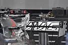 Formula 1 Haas: c'è la T-wing con il biplano alla ricerca di carico