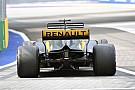 A McLaren már megkapta a Renault motorleírását, de be is fotózták