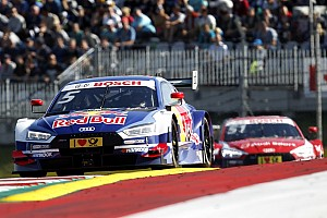 DTM Ergebnisse DTM 2017 in Spielberg: BMW auch im 3. Training ohne Chance
