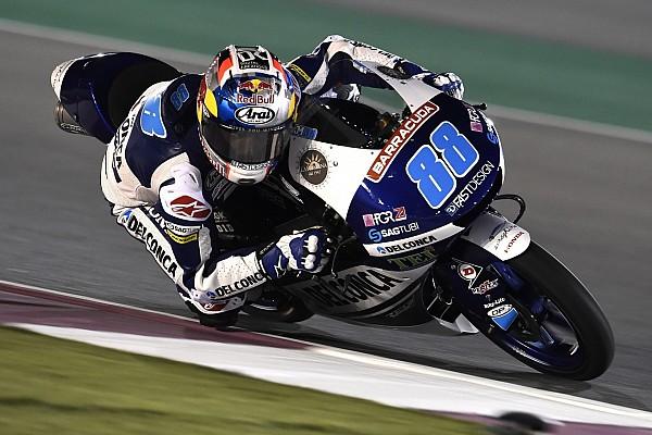 Moto3 速報ニュース 【Moto3カタール】FP3:マルティンがトップ。佐々木歩夢が15番手