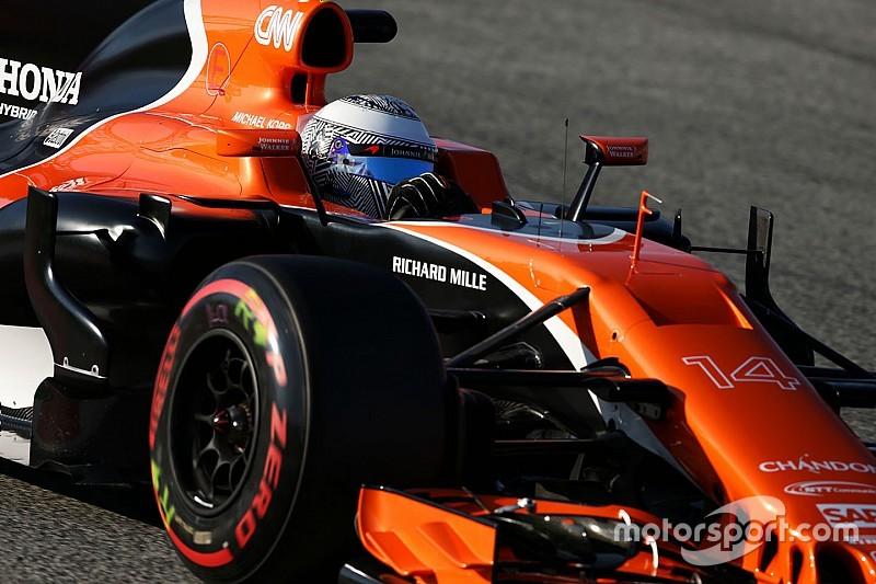 McLaren - Moins d'argent que Mercedes,