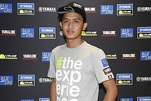 Other bike Breaking news Anggi Setiawan mulai program Yamaha VR46 Master Camp