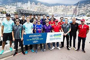 Formula E Qualifiche Monaco, sorteggiati i quattro gruppi per le qualifiche