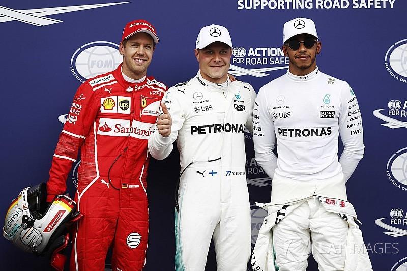 2017 Avusturya GP - Pole pozisyonu Bottas'ın, Hamilton 3. sırada kaldı!