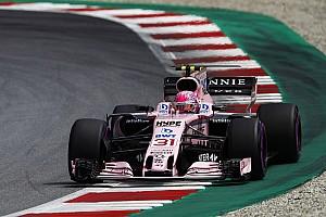 F1 Noticias de última hora Ocon sorprendió a Force India por su inmediatez para lograr buenos resultados