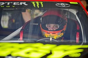 NASCAR Cup Interview Erik Jones isn't driving like a rookie in debut season