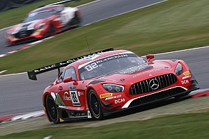 BES Qualifiche La bandiera rossa salva la pole di Daniel Juncadella a Silverstone