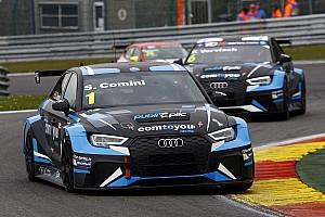TCR Репортаж з гонки TCR у Спа: Коміні виграв першу гонку