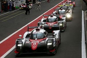 WEC Новость Porsche заподозрила Toyota в нарушении технического регламента