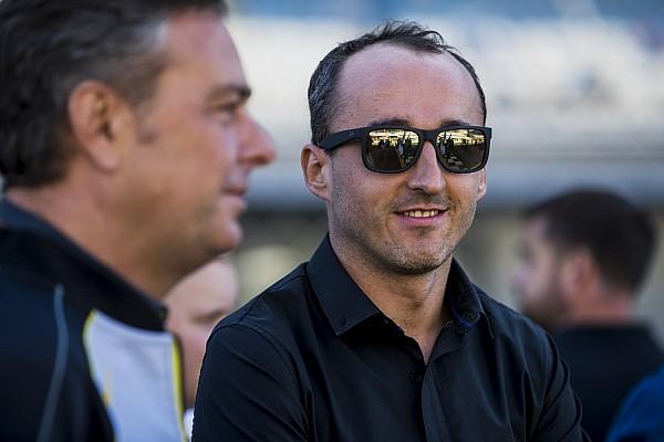Формула 1 Новость Кубица провел вторые тесты с Williams