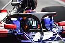 Según Toro Rosso, el Halo hará  más