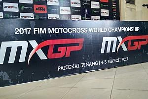 Jadwal balap motocross MXGP Indonesia 2017