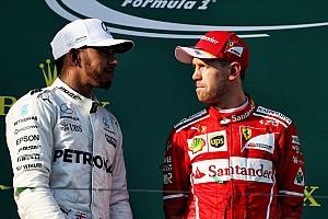 F1 Noticias de última hora Vettel y Hamilton disfrutarían luchando por el título entre sí