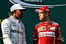 Formula 1 Vettel, Hamilton would relish F1 2017 title battle