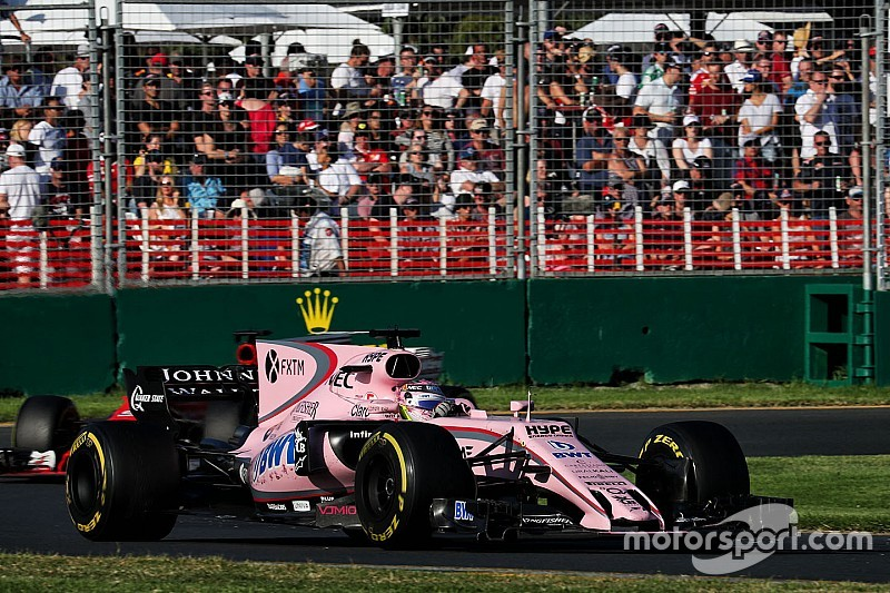 Force India quiere los mayores puntos posibles antes de Barcelona