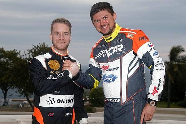WRC: Ostberg e Prokop svelano i colori 2017 del loro nuovo team