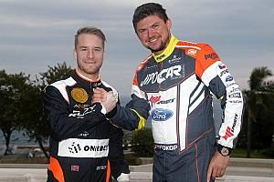 WRC Ultime notizie WRC: Ostberg e Prokop svelano i colori 2017 del loro nuovo team