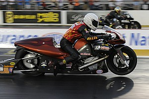 NHRA Preview The rider you never heard of who could conquer NHRA