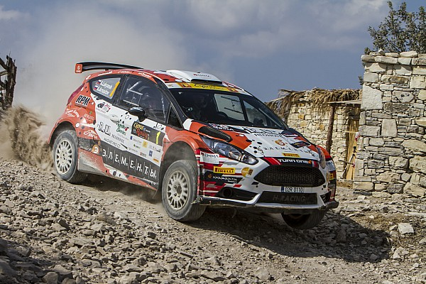 ERC Race report Cyprus ERC: Lukyanuk completes season with dominant win