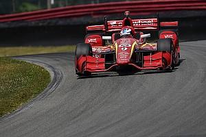 IndyCar Отчет о тренировке Диксон возглавил протокол первой тренировки