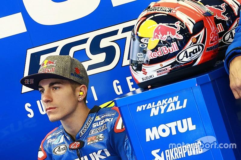 FP1 MotoGP Catalunya: Vinales tercepat, Lorenzo kedua