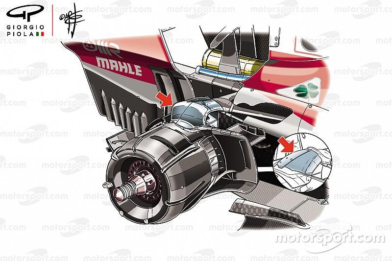 Nach Spanien-Problemen: Ferrari wieder mit alter Aufhängung