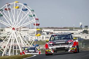 Volkswagen completa su alineación para el WTCR