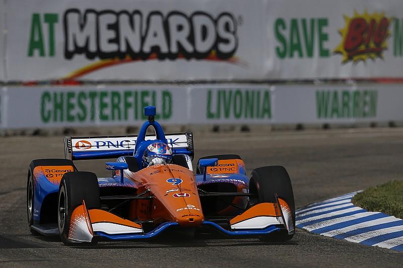 Detroit IndyCar: Dixon 42. zaferini elde etti