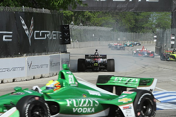 IndyCar Pigot says Ferrucci showed lack of respect on IndyCar debut
