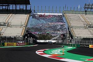 F1 Vista previa El clima para el GP de México: sin lluvia