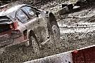 WRC Галерея: брудні машини на Ралі Уельсу