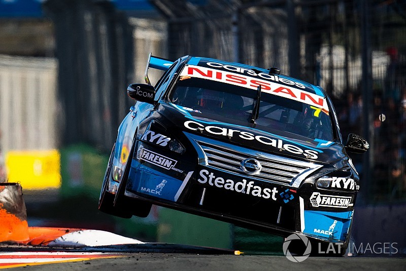 Kelly anounces full-time Supercars retirement