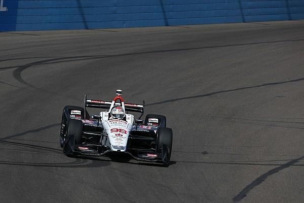 Andretti manda en el primer test en Indy y Castroneves regresa