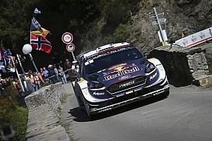 WRC Résumé de spéciale ES6 - Loeb enchaîne, Ogier attaque un peu moins