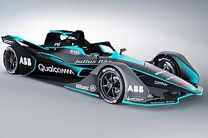 Com Halo, Fórmula E apresenta carro para próxima temporada