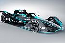 Fórmula E presenta su auto 2018/19