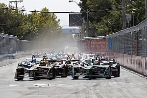 Formule E Nieuws Video: Techeetah miste clash tussen teamgenoten door technische storing