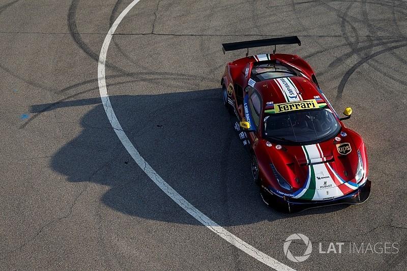 Giovinazzi va faire ses débuts au Mans avec Ferrari