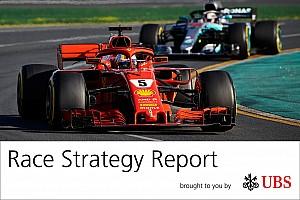 Formula 1 Analysis Strategy Report: How Hamilton lost the Australian GP to Vettel