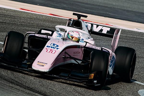 FIA F2 Résumé d'essais Günther en tête des ultimes essais F2