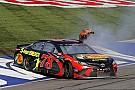 NASCAR Cup NASCAR in Fontana: Truex-Sieg und Harvick-Crash