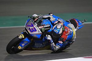 Moto2 Qualifying report Moto2 Qatar: Tren sempurna berlanjut, Marquez start terdepan